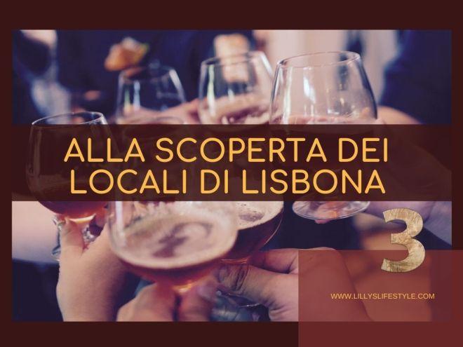 locali, bar e ristoranti a lisbona portogallo