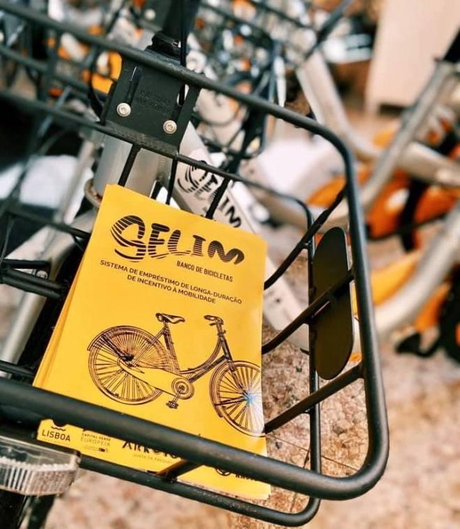 prestiti biciclette lisbona selim