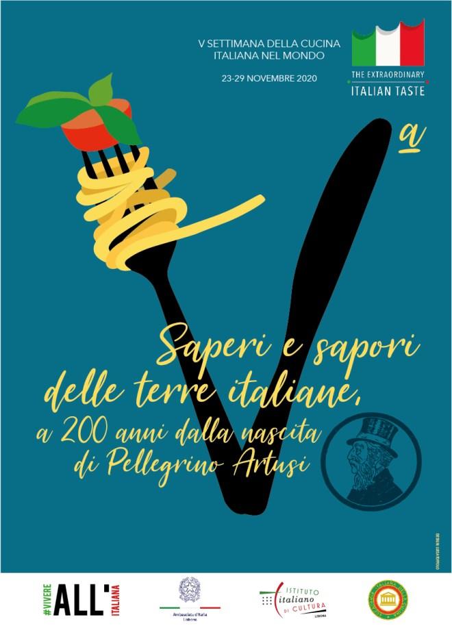 settimana della cucina italiana nel mondo portogallo