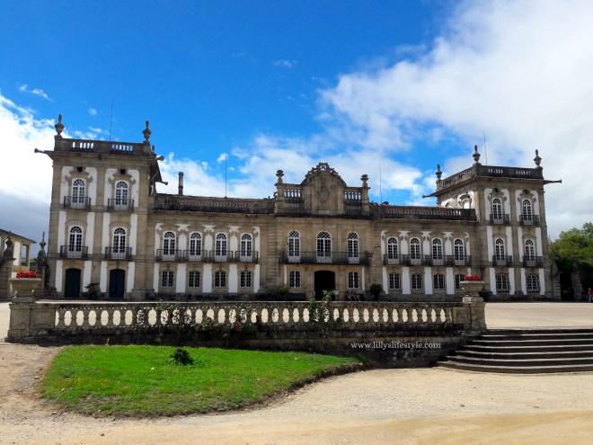 visitare PALÁCIO DA BREJOEIRA portogallo minho