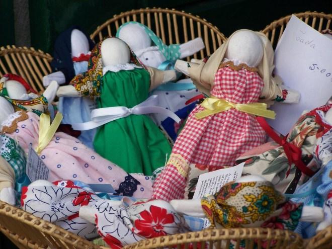 tradizioni portoghesi bambolina di pezza