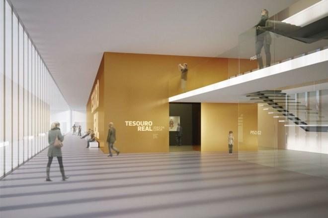 nuovi musei lisbona palazzo ajuda