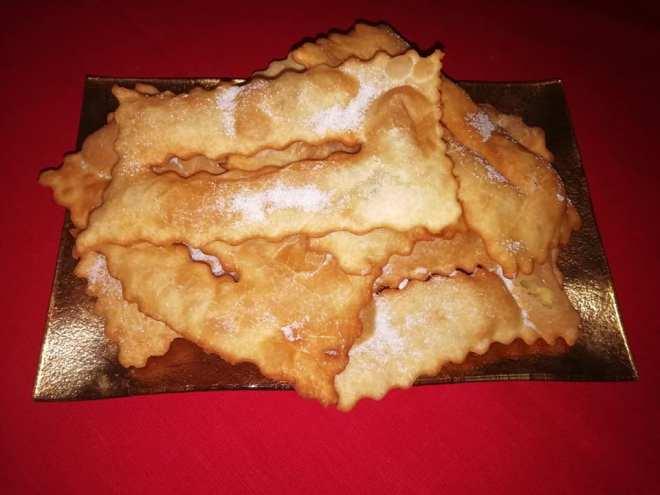 carnevale i dolci portoghesi