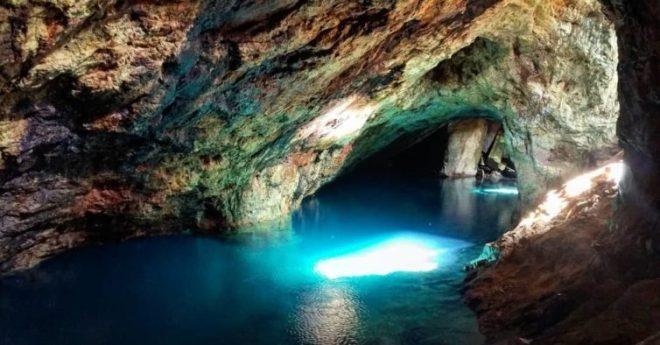 grotte portogallo