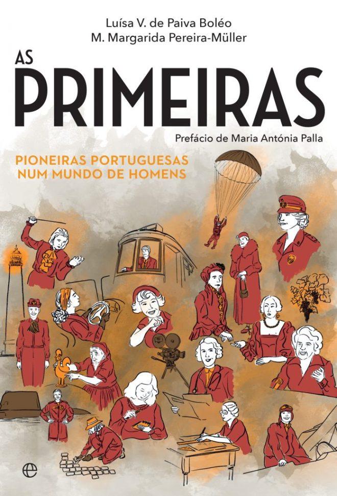 libro donne pioniete in Portogallo