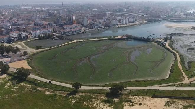 spiagge fluviali vicino lisbona