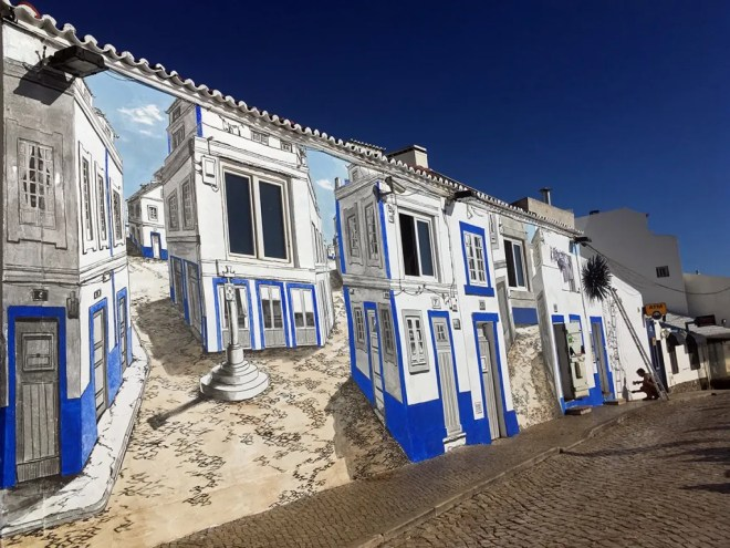 ericeira arte urbana