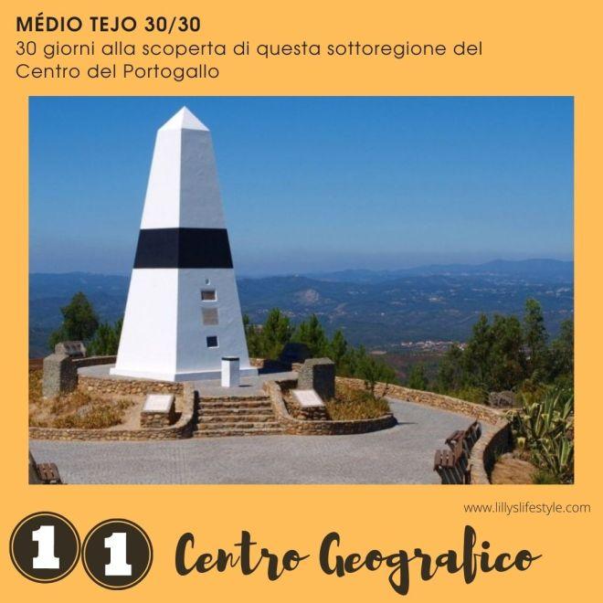 centro del portogallo il punto geografico