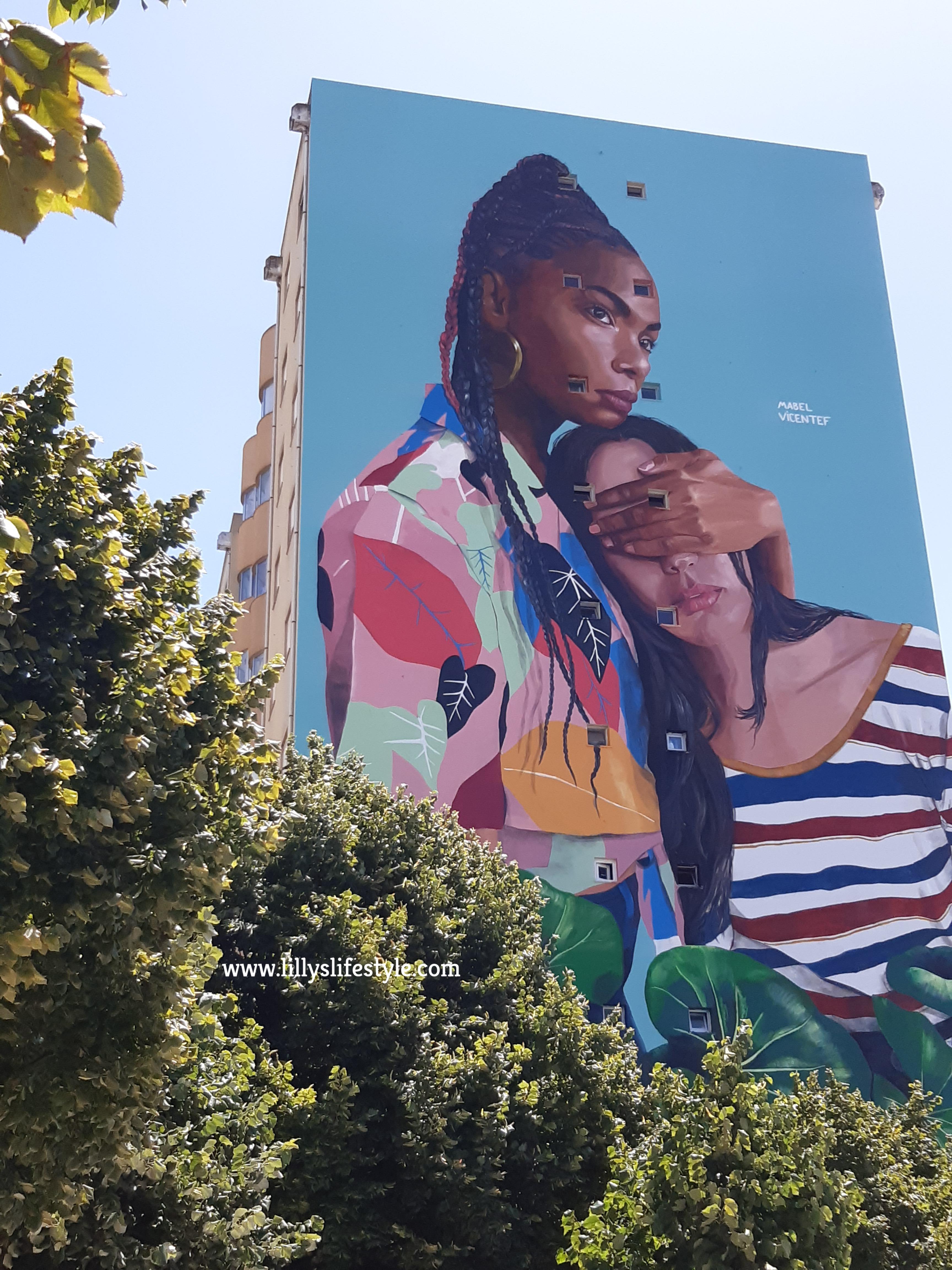 festival arte urbana lisbona
