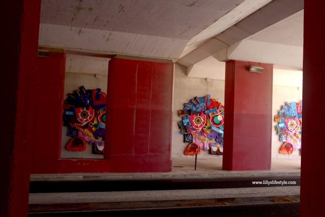 arte urbana lisbona portogallo