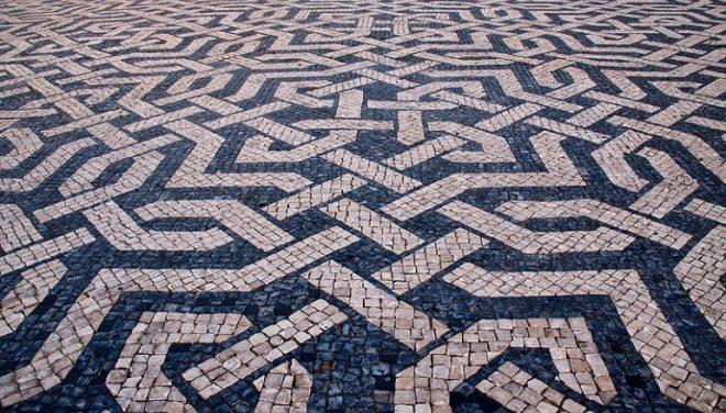 pavimentazione portogallo patrimonio unesco