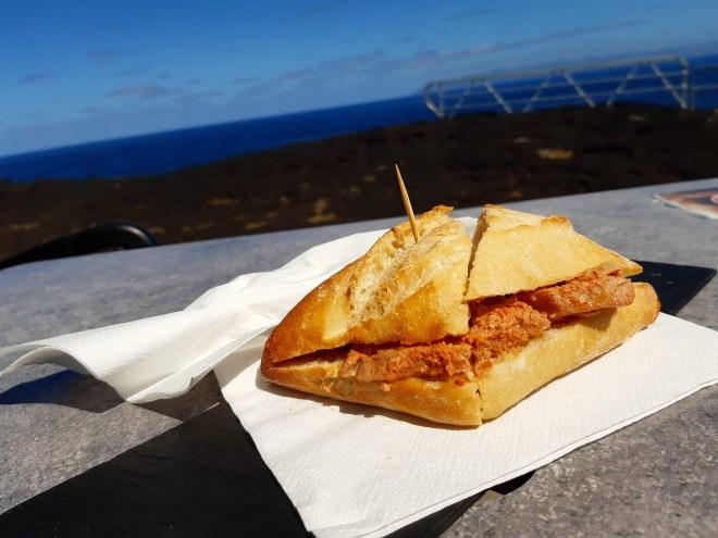 cosa mangiare e bere sull'isola di pico azzorre