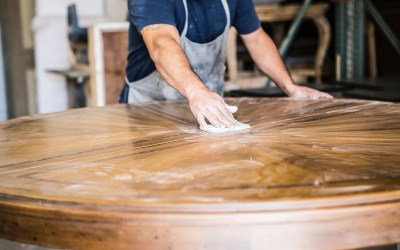 Comment entretenir sa table en bois ?