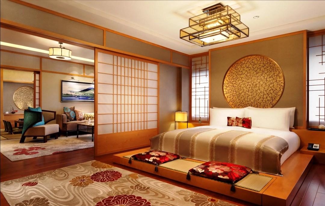 Hôtel de charme art déco et style asiatique