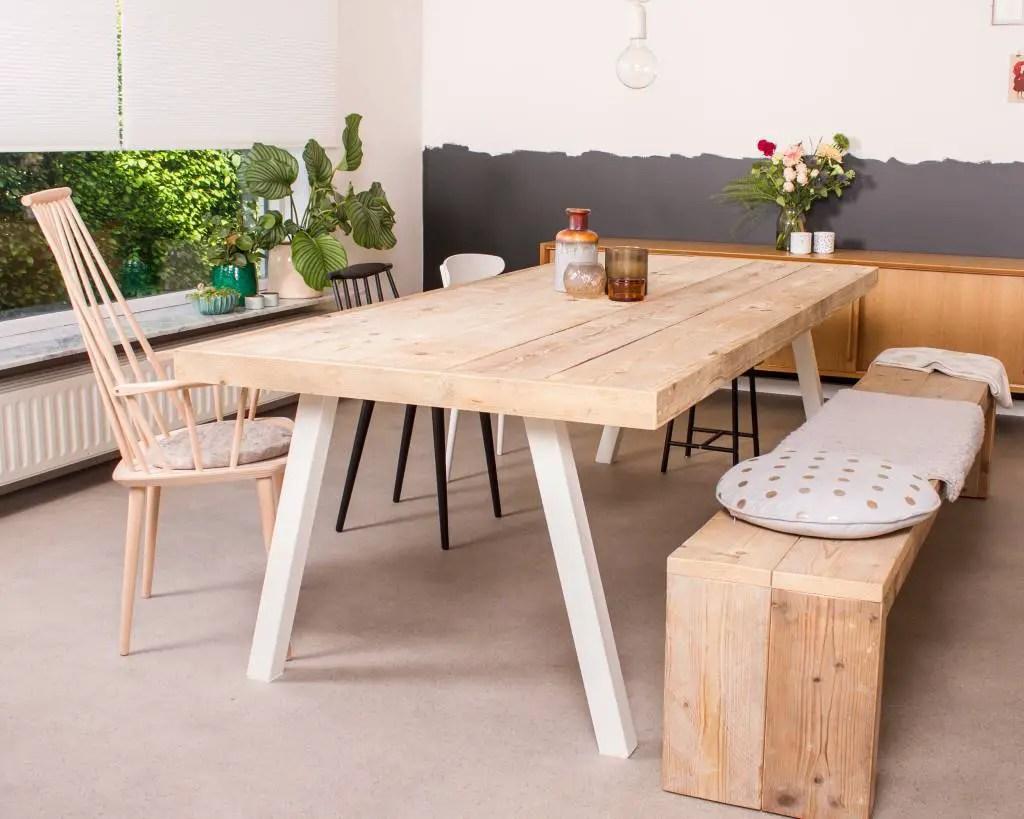 Table en bois : zoom sur 7 styles intemporels - LILM