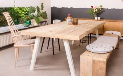 Table en bois : zoom sur 4 styles intemporels