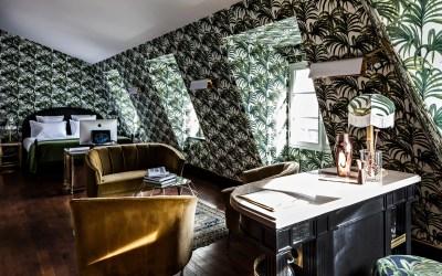 10 décorations inspirantes d'hôtels de charme