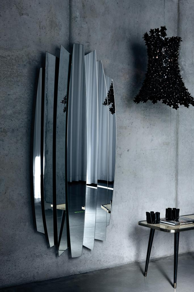 Miroir vertical design