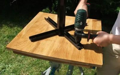 Fixation de pieds de table : comment faire ?