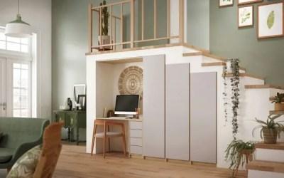 Aménagement sous escalier : 7 idées à découvrir