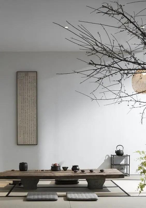 intérieur japonais