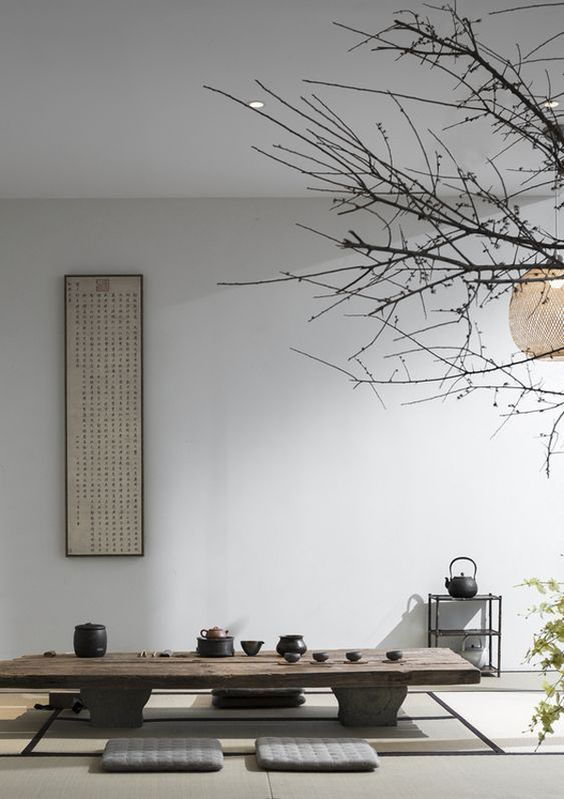 La tendance Japandi : le minimalisme revisité