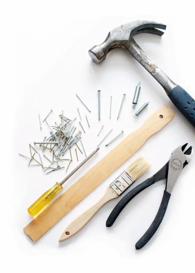 les outils pour assemblage tenon mortaise
