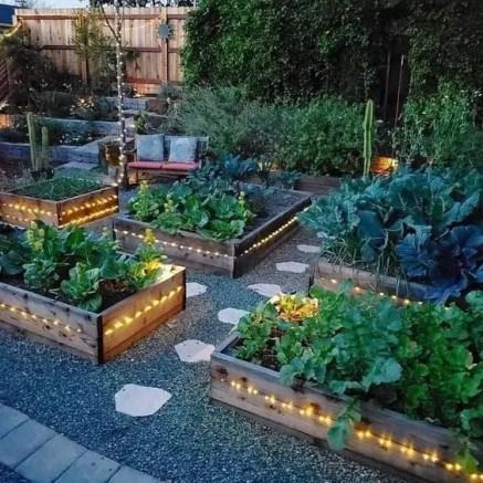 aménagement terrasse : le potager
