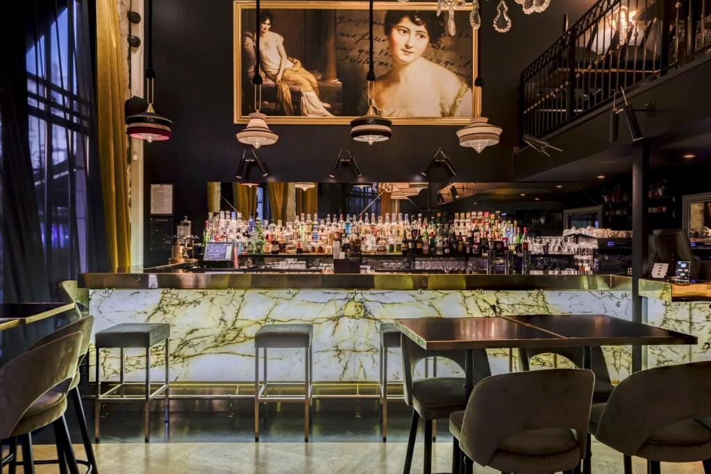 design intérieur restaurant