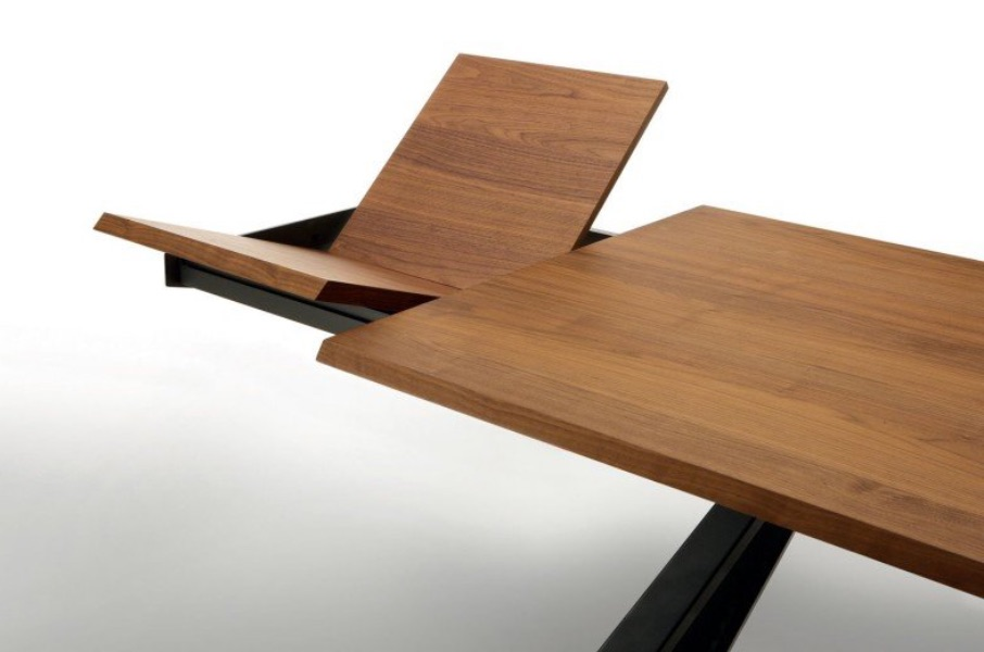zoom rallonge table en bois