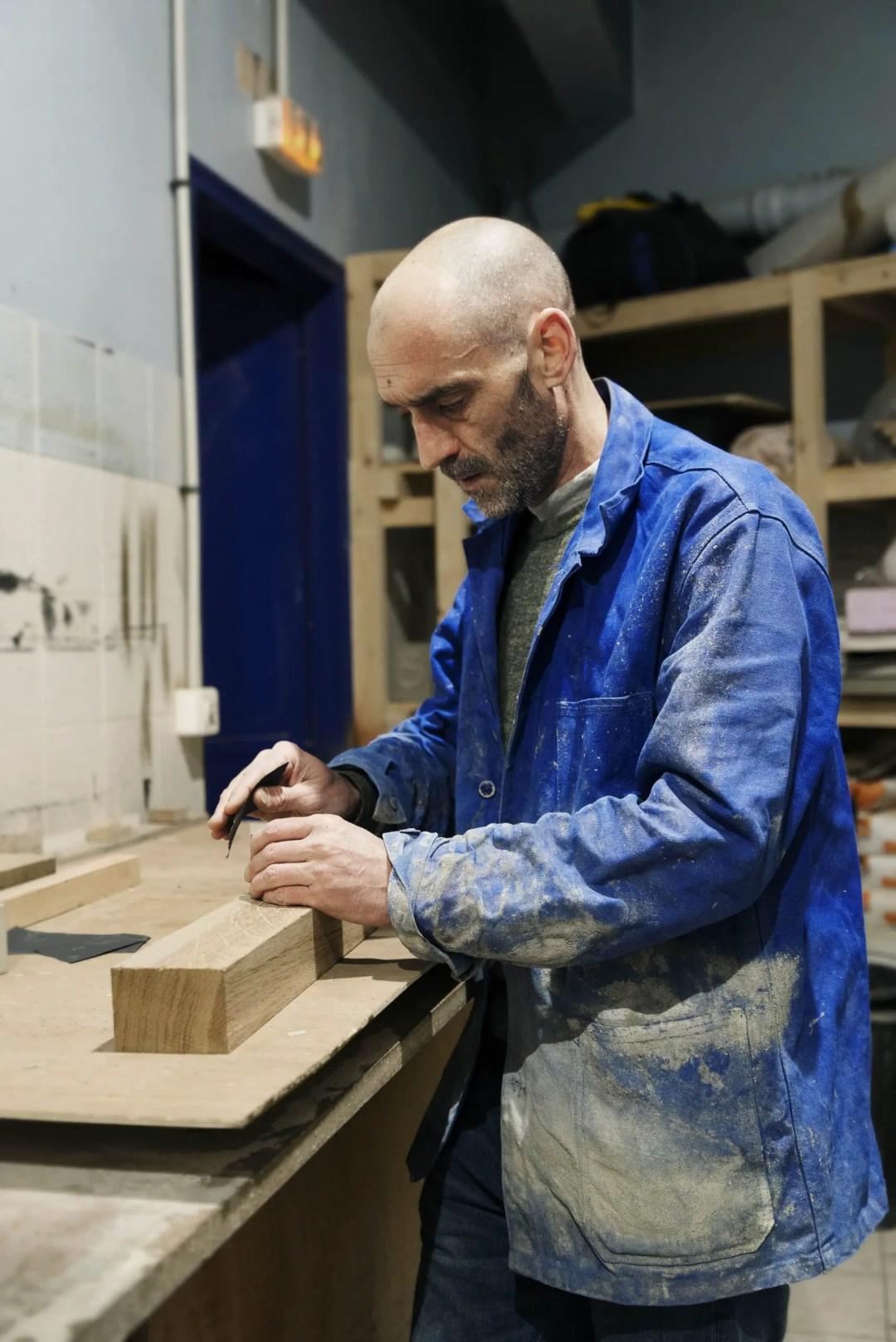 Atelier de fabrication LILM