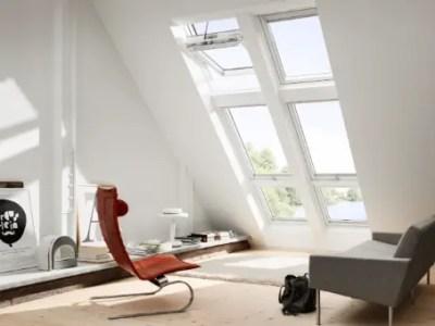 fenêtre de toit en pvc