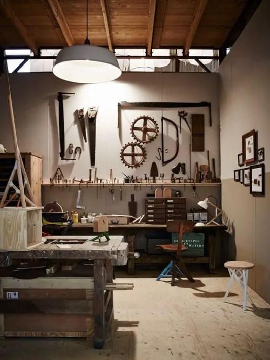 aménagement atelier
