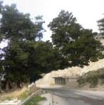 ورشة بناء بمحازاة طريق السلطانية