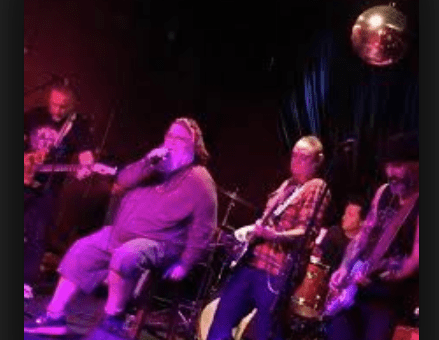 Gary Floyd and Buddha Brothers Live at The SF Eagle