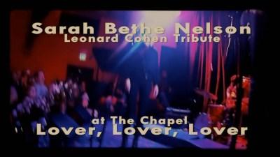 Sarah Bethe Nelson Leonard Cohen Tribute