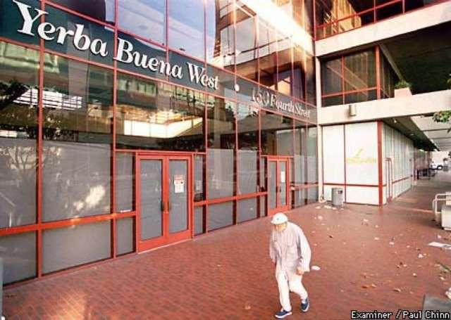 Yerba Buena West at 150 4th St
