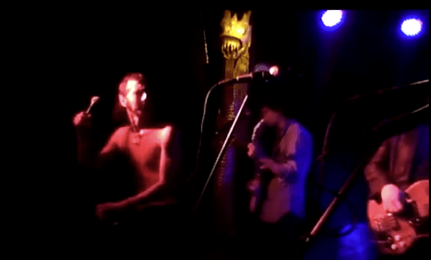 Apache performs Boyz Life at the Elbo Room in SF CA