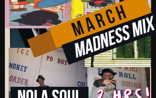 Lil' Mike's March Madness Mix