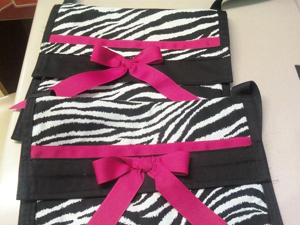 Zebra Print Goody Bags