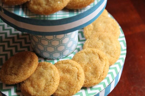 Honey Cookie Display