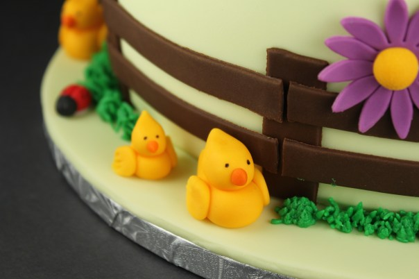Two Fondant Ducks