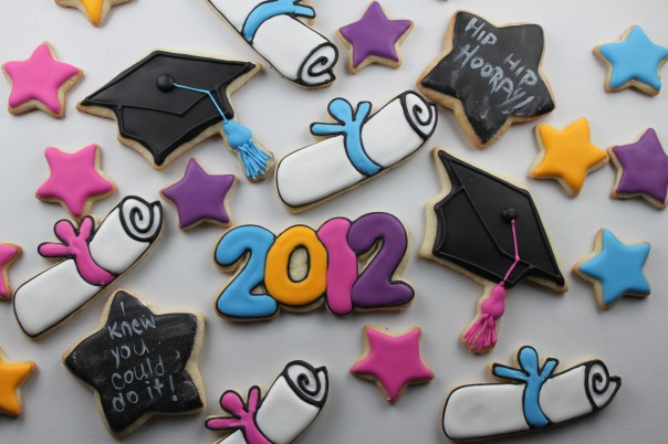 Graduation Cookie Collection