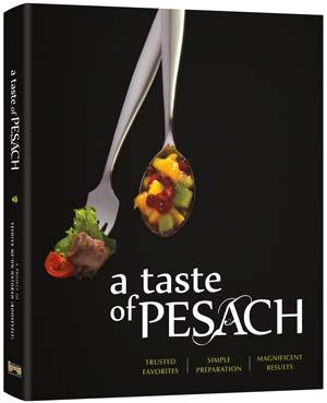 A Taste Of Pesach