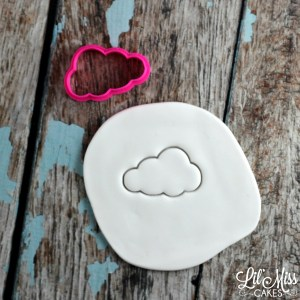 fluffy cloud cutter | Lil Miss Cakes