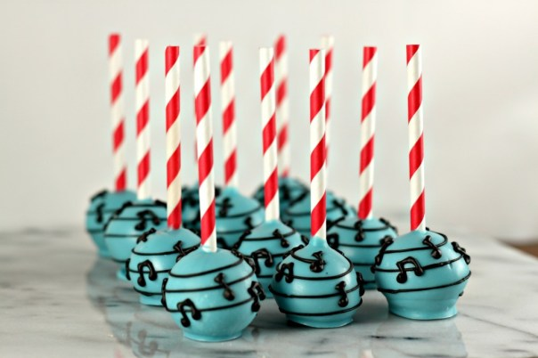 Music Cake Pops | Lil Miss Cakes