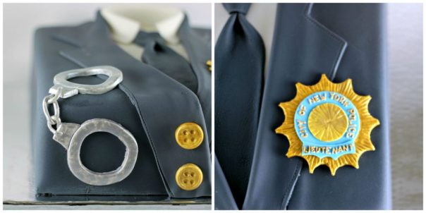 NYPD Collage | Lil Miss Cakes