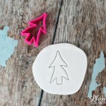 Wonky Tree Cutter | Lil Miss Cakes