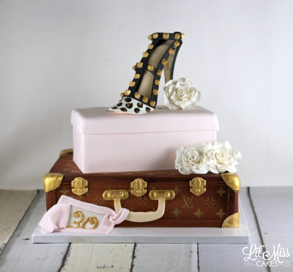 Fashion Birthday Cake | Lil Miss Cakes