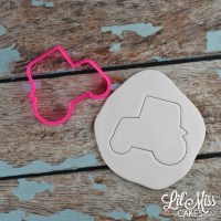 Tractor Cutter | Lil Miss Cakes